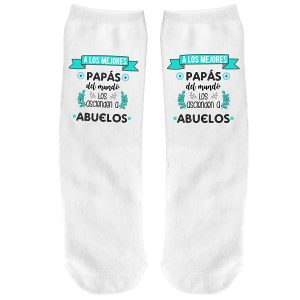 calcetines abuelos